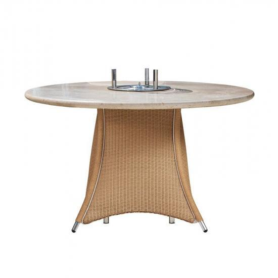 GENERATIONS DINING FIRE TABLE