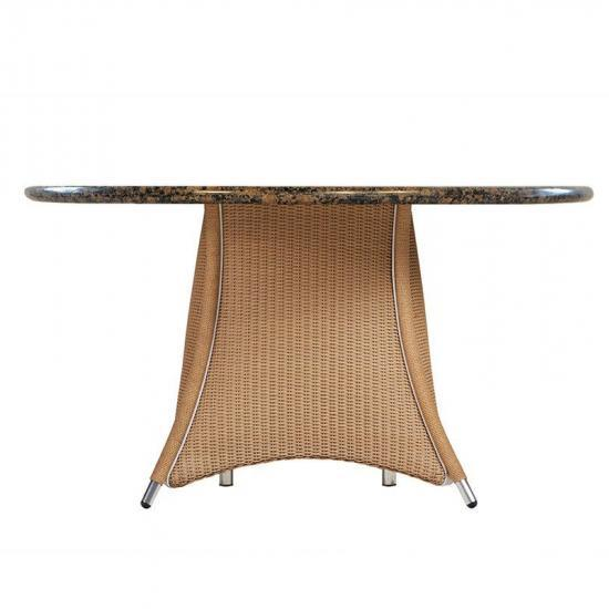 GENERATIONS STONE TOP UMBRELLA TABLE