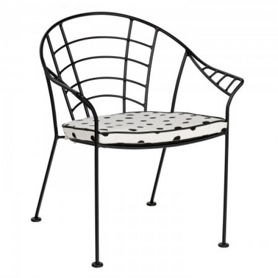 Hamilton Dining Arm Chair With Optional Cushion