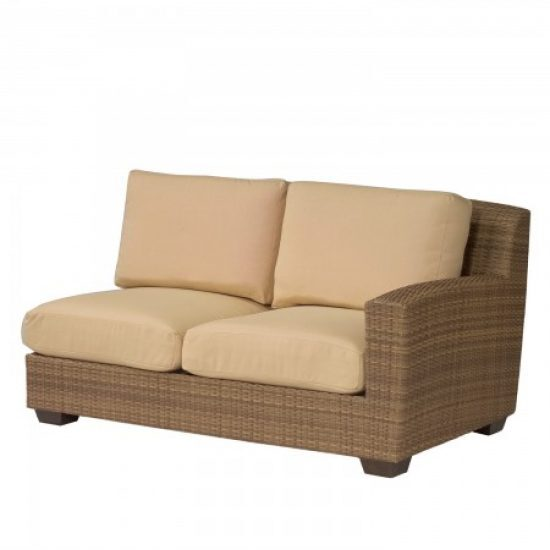 Sedona Right Arm Facing Loveseat Sectional