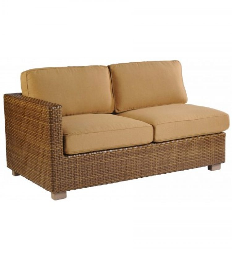 sedona left arm facing loveseat sectional