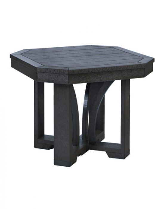 "St. Tropez 24"" Square End Table"