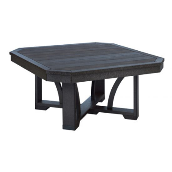 "St. Tropez 35"" Square Cocktail Table"