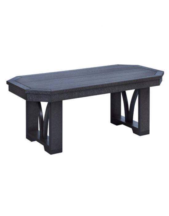 "St. Tropez 42"" Rectangular Cocktail Table"