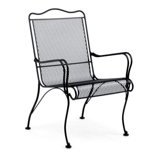 Tucson High-Back Lounge Chair