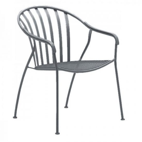 Valencia Barrel Dining Chair - Stackable
