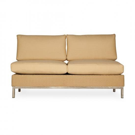 ELEMENTS ARMLESS SETTEE