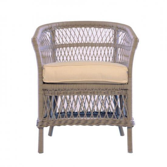 FAIRHOPE BARREL DINING CHAIR