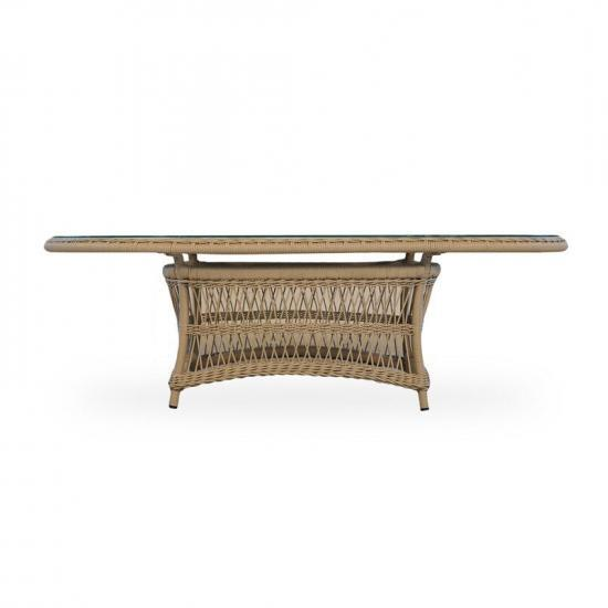 FAIRHOPE OVAL UMBRELLA TABLE