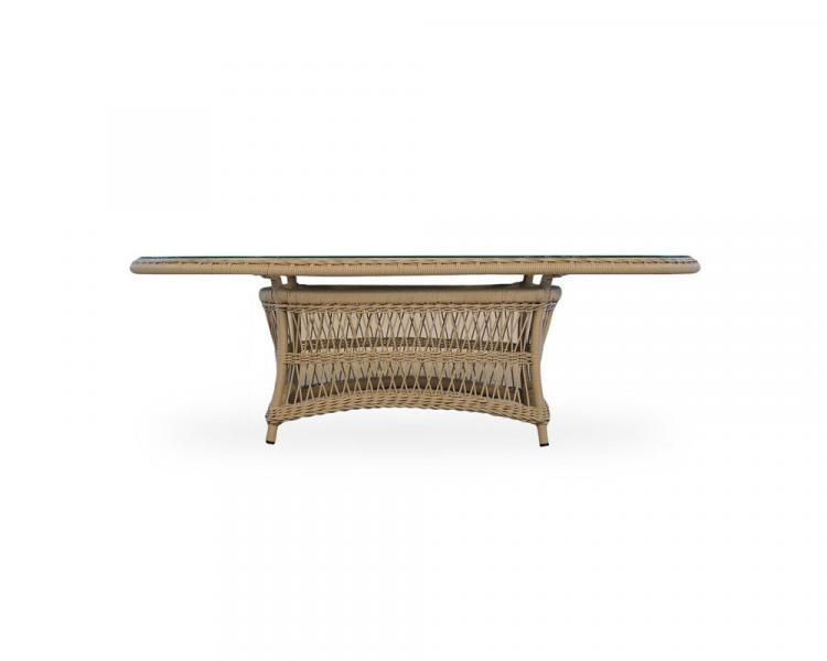 fairhope oval umbrella table