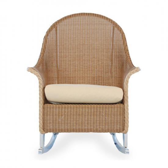 LOOM ACCESSORIES HIGH BACK LOUNGE ROCKER - ADDITIONAL VERSION