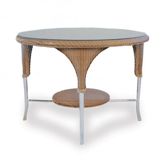 LOOM ACCESSORIES ROUND DINING TABLE - ADDITIONAL VERSION 2