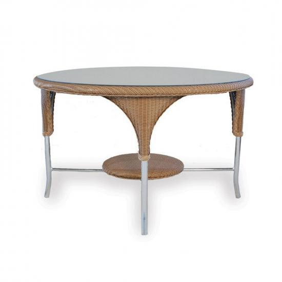 LOOM ACCESSORIES ROUND DINING TABLE - ADDITIONAL VERSION 3