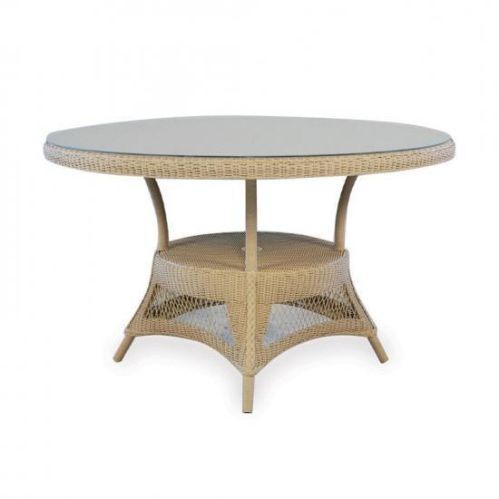 LOOM ACCESSORIES ROUND UMBRELLA TABLE