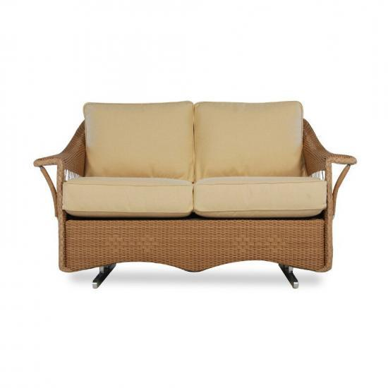 NANTUCKET LOVE SEAT GLIDER
