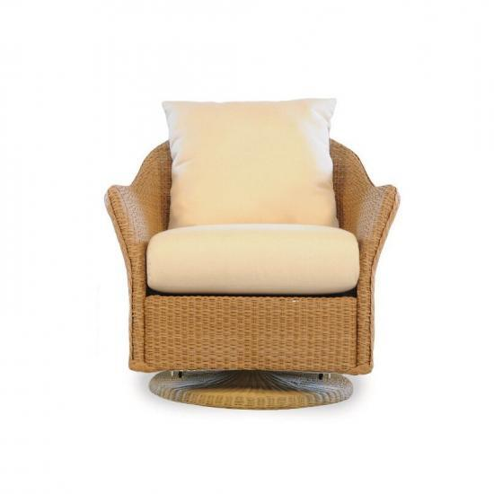 WEEKEND RETREAT SWIVEL GLIDER