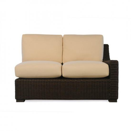 MESA LEFT ARM LOVE SEAT