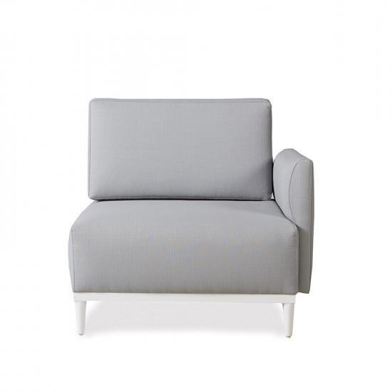 SOUTH BEACH LEFT ARM LOUNGE CHAIR