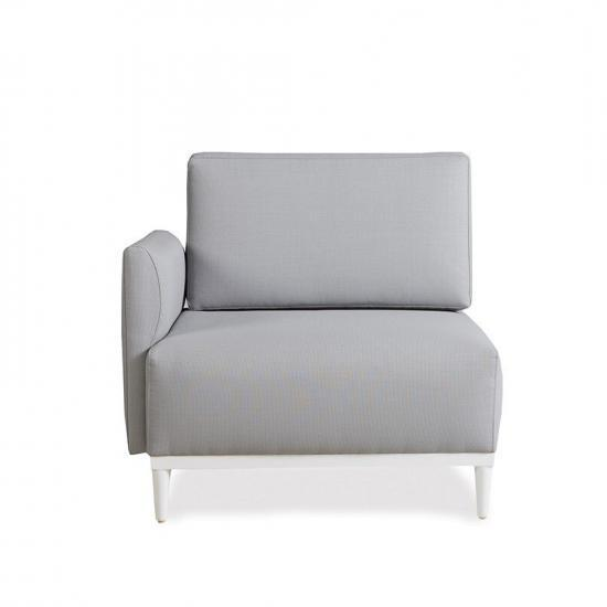 SOUTH BEACH RIGHT ARM LOUNGE CHAIR
