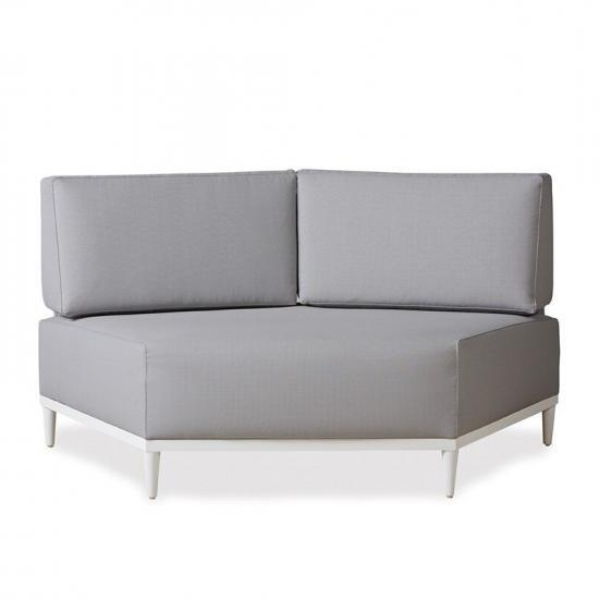 SOUTH BEACH WEDGE SECTIONAL