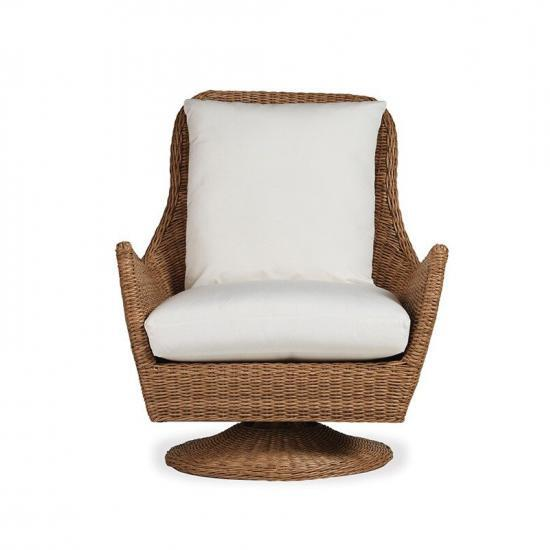 TOBAGO HIGH BACK SWIVEL LOUNGE CHAIR