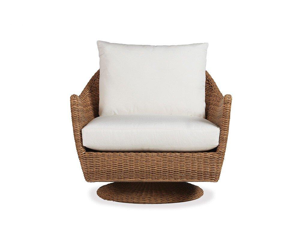 Superb Tobago Swivel Lounge Chair The Deck Company Llc Creativecarmelina Interior Chair Design Creativecarmelinacom