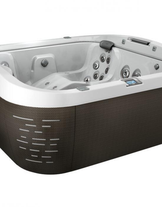 J-575 Luxury Lounge Seating Centerpiece Hot Tub
