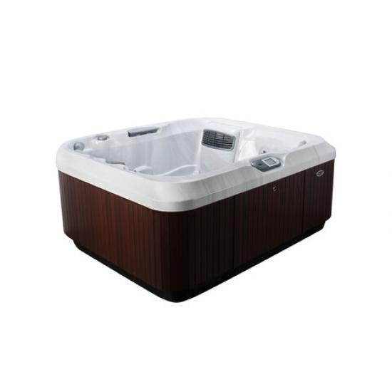 J-415 Designer Empty Nester Patio Spa