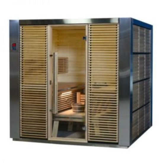 Rubic Indoor Sauna