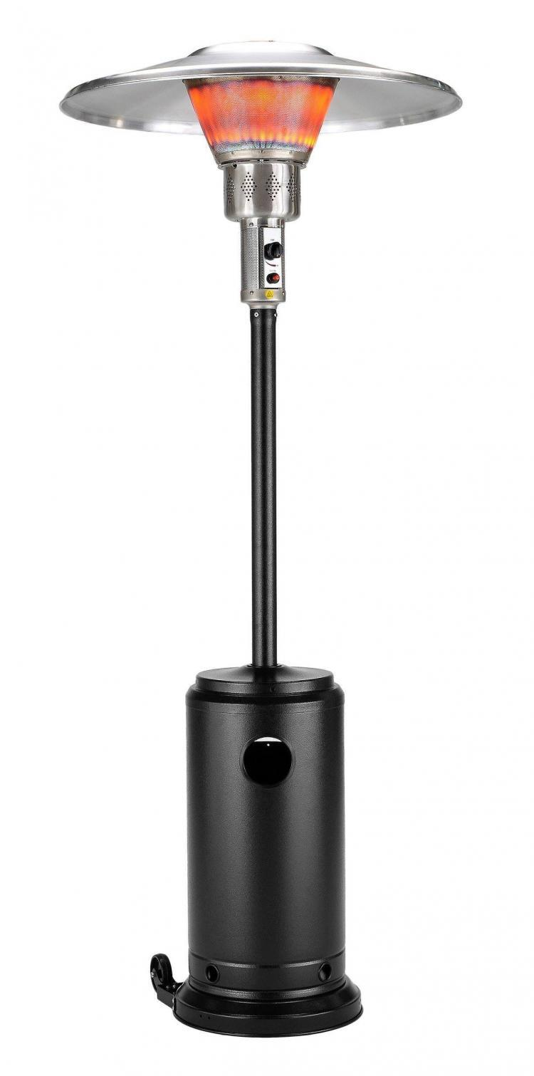 93″ Tall Commercial Patio Heater (Hammered Bronze) 1