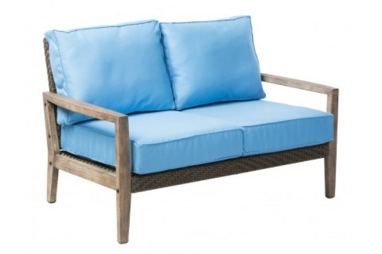 Brittany deep seating love seat
