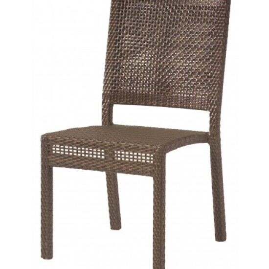 All-Weather Miami Dining Side Chair - Stackable