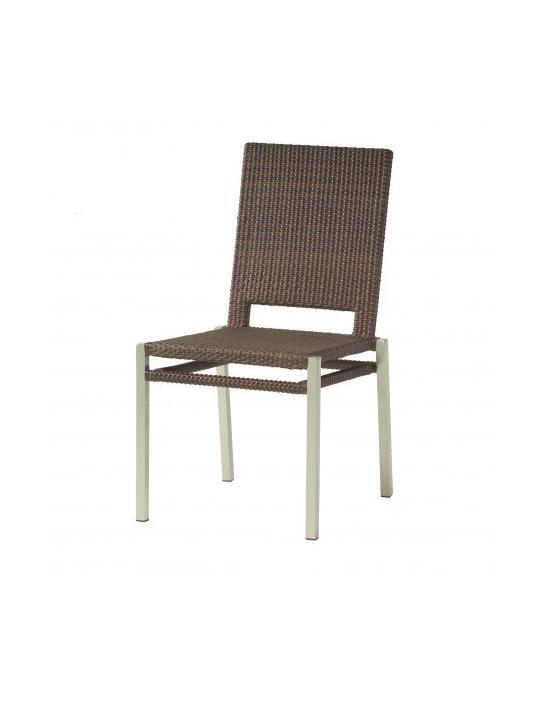 All-Weather Pacific Dining Side Chair - Stackable