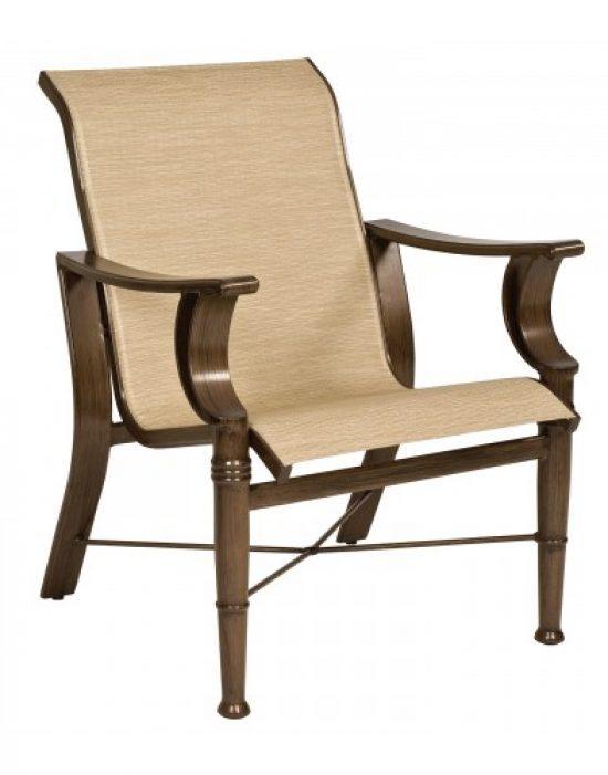 Arkadia Sling Dining Arm Chair