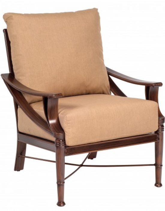 Arkadia Cushion Stationary Lounge Chair