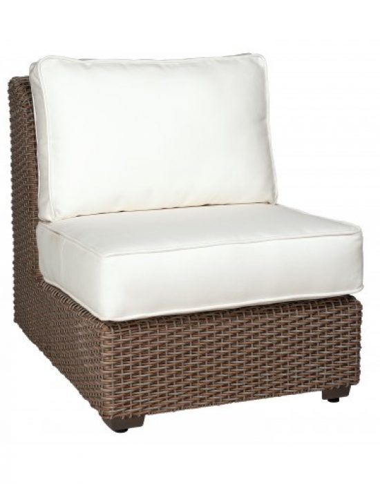 Augusta Armless Sectional Unit