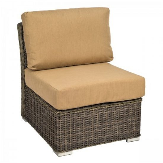 Bay Shore Armless Sectional Unit