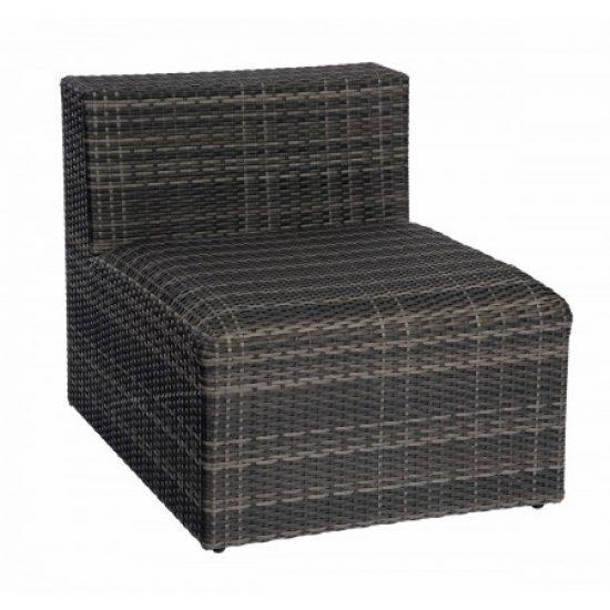 Canaveral Eden Armless Chair
