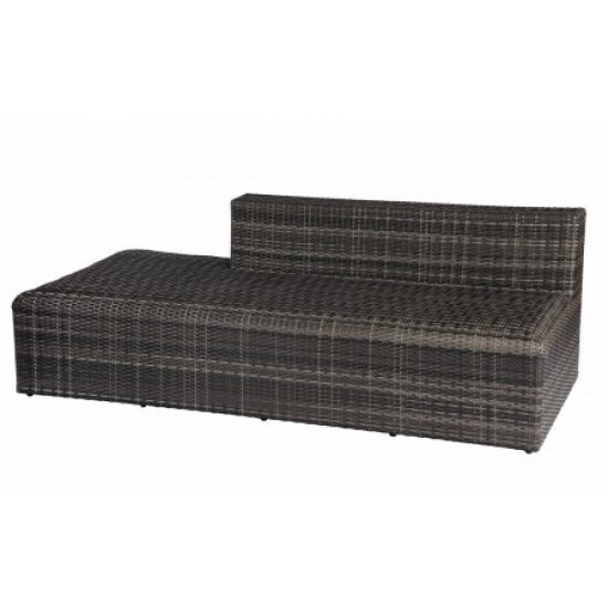 Canaveral Eden Armless Love Seat