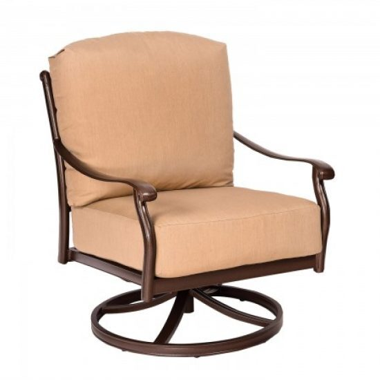 Casa Swivel Rocking Lounge Chair