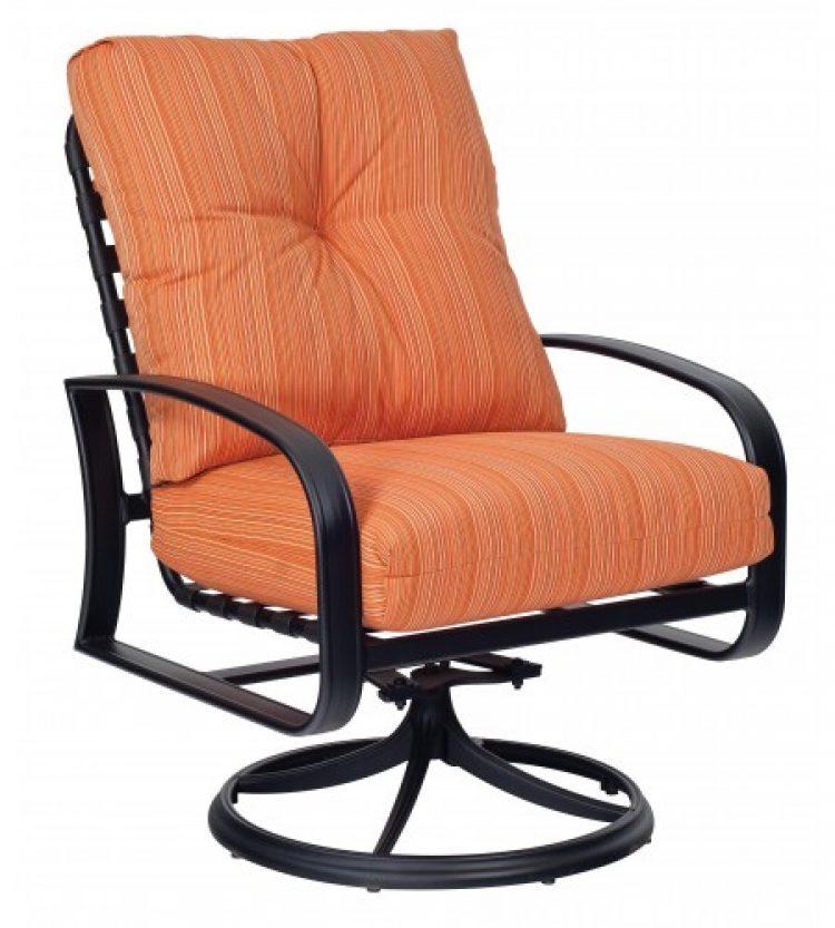 cayman isle cushion swivel rocking lounge chair