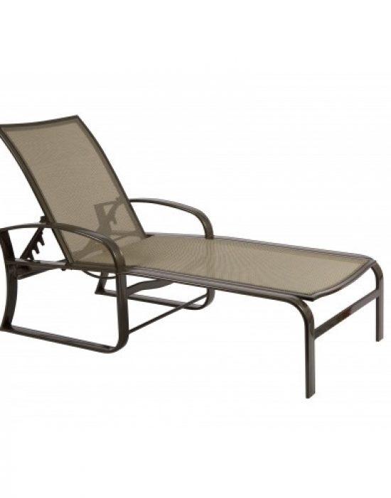 Cayman Isle Flex Adjustable Chaise Lounge