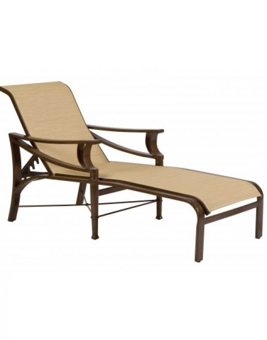Arkadia Sling Adjustable Chaise Lounge