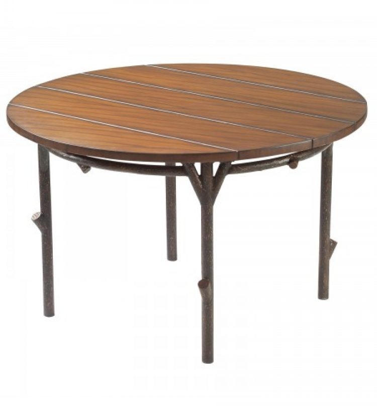 chatham run 48 dining table with faux top