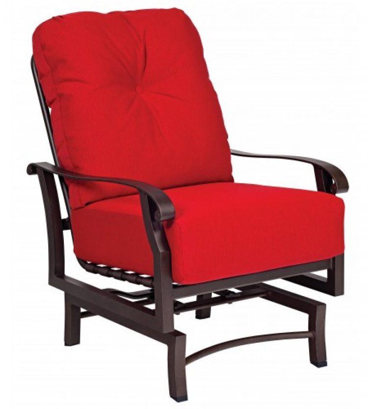 cortland cushion spring lounge chair