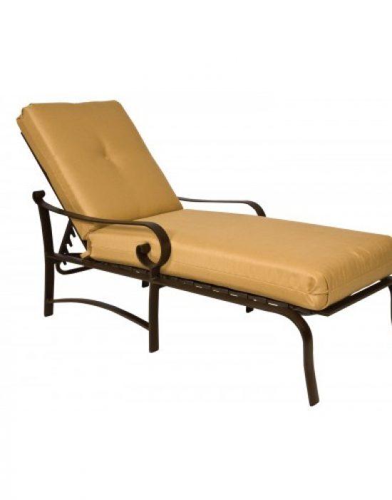 Belden Cushion Adjustable Chaise Lounge