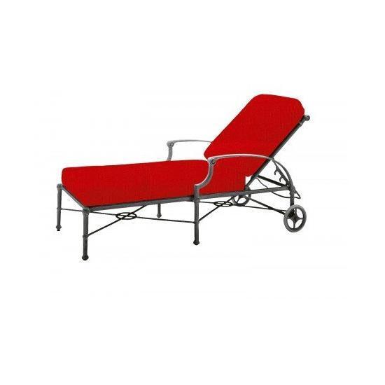 Delphi Adjustable Chaise Lounge