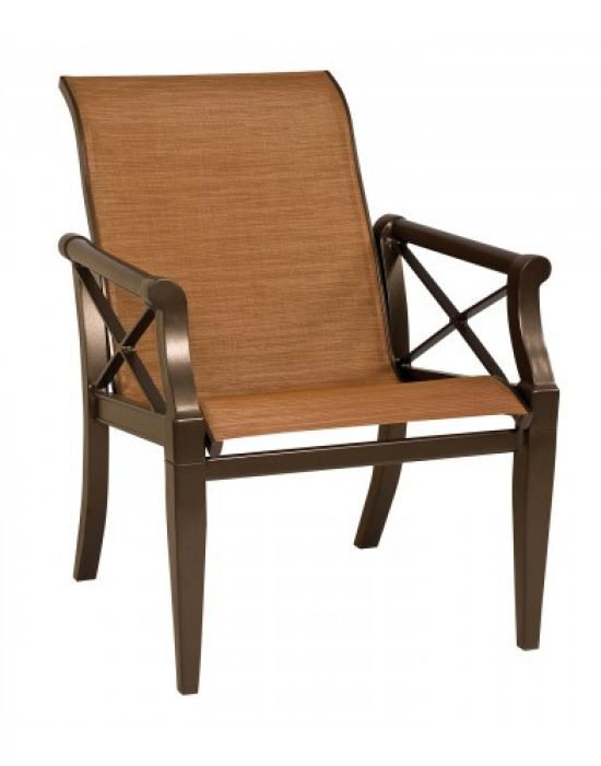Andover Sling Dining Arm Chair