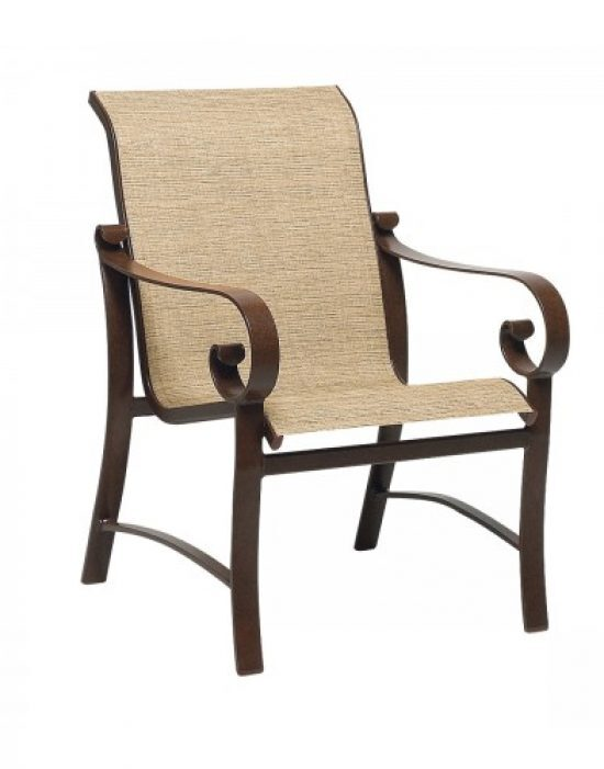 Belden Sling Dining Arm Chair