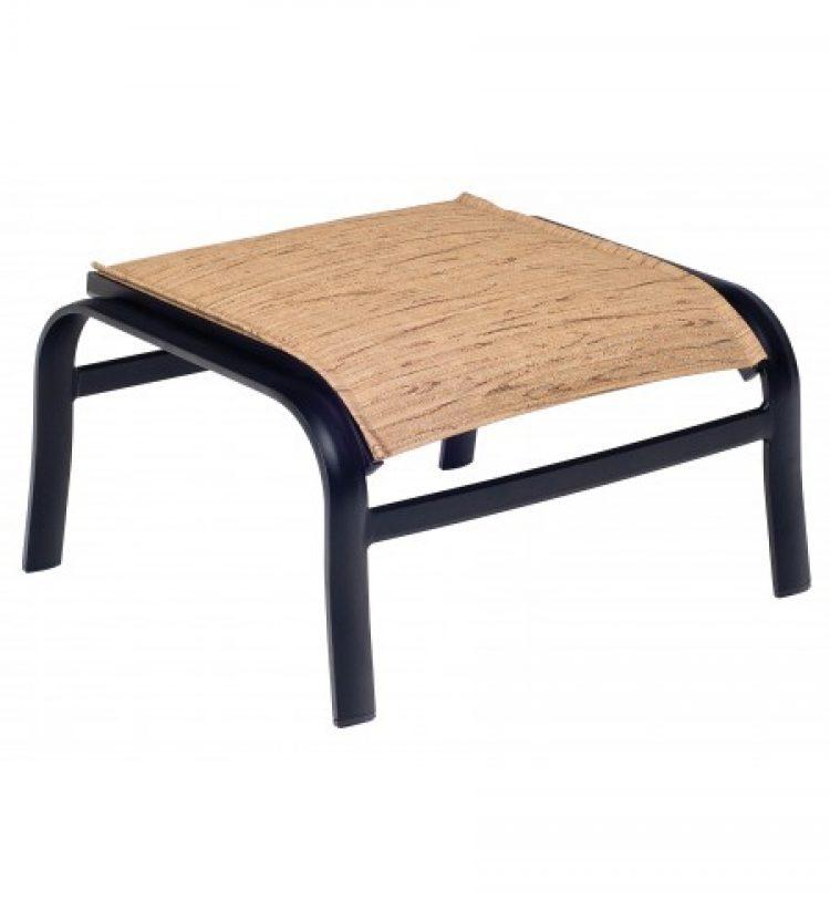 fremont padded sling ottoman